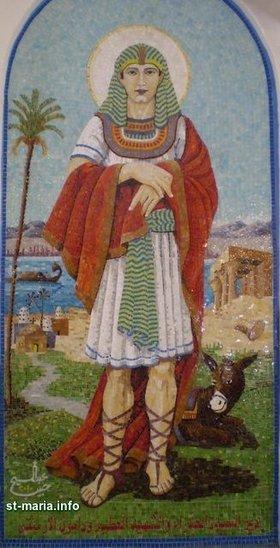 القديس ودامــون الأرمنتـى....أول شهيد بلاد