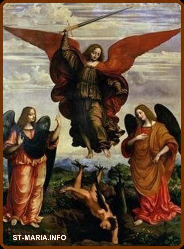 الملائكــة فى الكتــاب المقدس